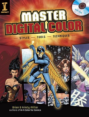 Master Digital Color Cover