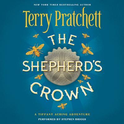 The Shepherd's Crown Lib/E (Tiffany Aching #5) cover