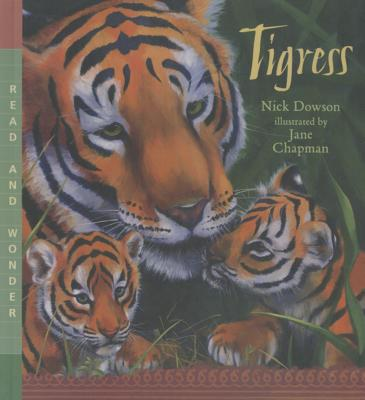 Cover for Tigress (Read and Wonder)