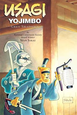Usagi Yojimbo Volume 13: Grey Shadows Cover Image