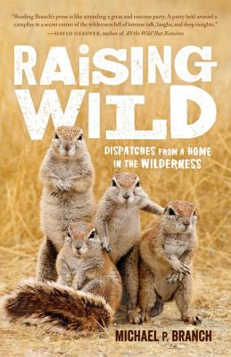 Cover for Raising Wild