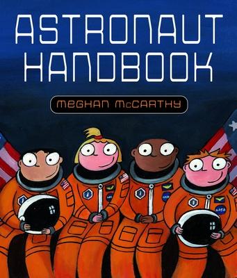 Astronaut Handbook Cover