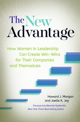 The New Advantage Cover