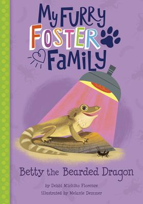 Betty the Bearded Dragon Cover Image