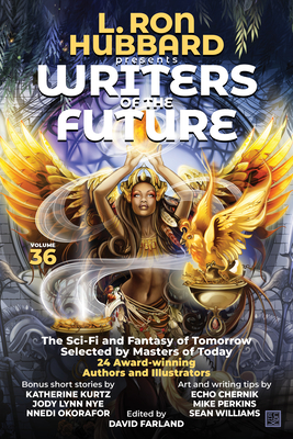 L. Ron Hubbard Presents Writers of the Future Volume 36: Bestselling Anthology of Award-Winning Science Fiction and Fantasy Short Stories Cover Image