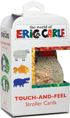 The World of Eric Carle(TM) Touch-and-Feel Stroller Cards Cover Image