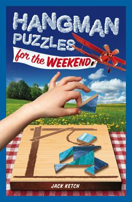 Cover for Hangman Puzzles for the Weekend, 7