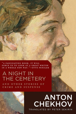 Cover for A Night in the Cemetery
