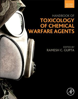 Handbook of Toxicology of Chemical Warfare Agents Cover Image