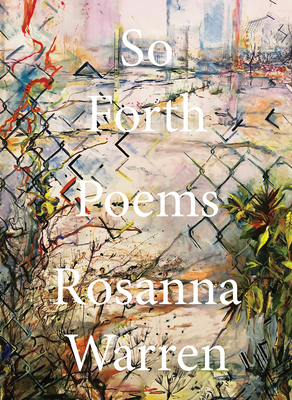 So Forth: Poems Cover Image