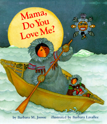 Mama, Do You Love Me?: (Books about Mother's Love, Mama and Baby Forever Book) Cover Image