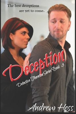 Deception (Book 3 of the Detective Thornton Series) Cover Image