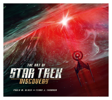 The Art of Star Trek Discovery Cover Image