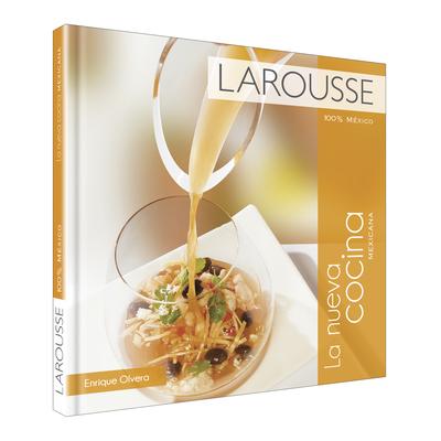 La nueva cocina mexicana Cover Image