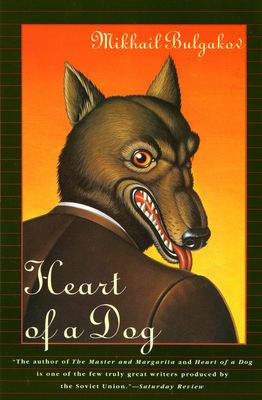 Heart of a Dog Cover