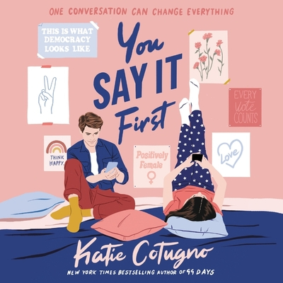 You Say It First Cover Image