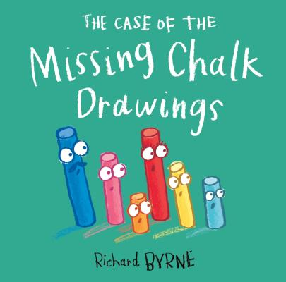 The Case of the Missing Chalk Drawing by Richard Byrne