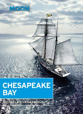Cover for Moon Chesapeake Bay (Travel Guide)
