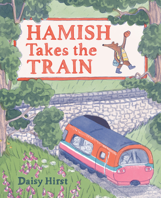 Hamish Takes the Train Cover Image