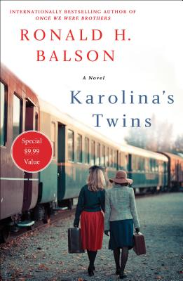 Karolina's Twins: A Novel (Liam Taggart and Catherine Lockhart #3) Cover Image