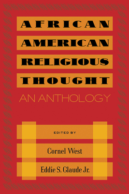 African American Religious Thought Cover