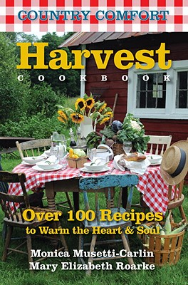 Harvest Cookbook Cover