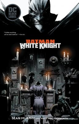 Batman: White Knight Cover Image