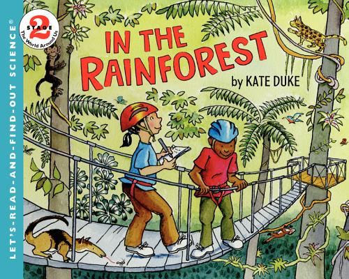 Cover for In the Rainforest (Let's-Read-and-Find-Out Science 2)