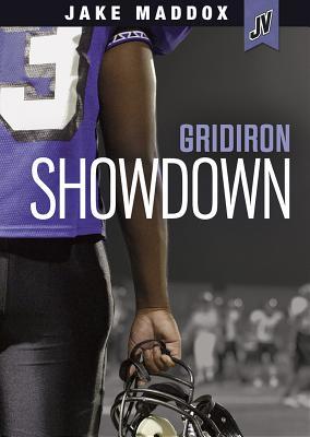 Gridiron Showdown (Jake Maddox Jv) Cover Image
