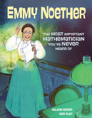 Cover for Emmy Noether