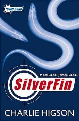 Silverfin. Charlie Higson Cover