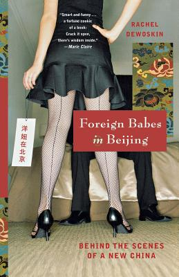 Foreign Babes in Beijing Cover