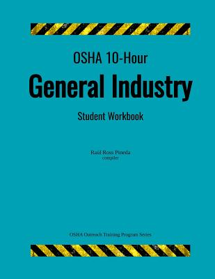OSHA 10-Hour General Industry; Student Workbook Cover Image