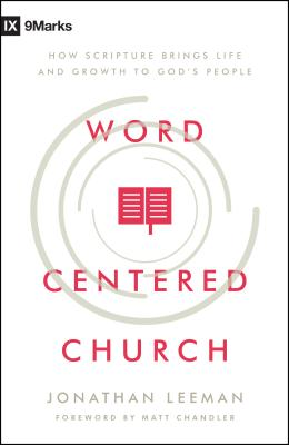 Word-Centered Church Cover