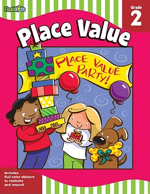 Place Value: Grade 2 (Flash Skills) Cover Image