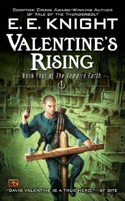 Valentine's Rising: Book Four of the Vampire Earth Cover Image
