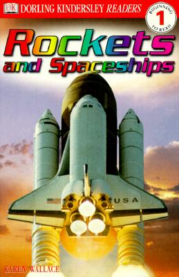 DK Readers L1: Rockets and Spaceships Cover Image