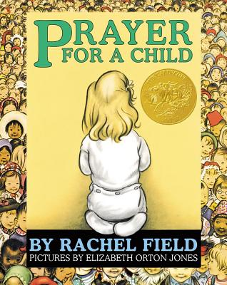 Prayer for a Child: Lap Edition Cover Image