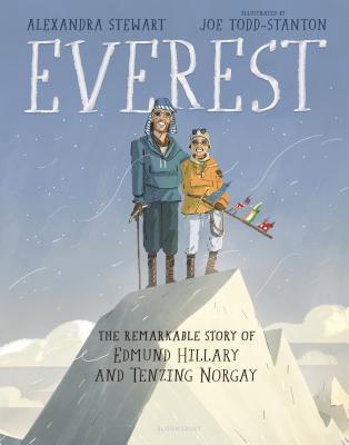 Everest: The Remarkable Story of Edmund Hillary and Tenzing Norgay Cover Image