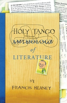 Holy Tango of Literature Cover