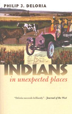Indians in Unexpected Places Cover