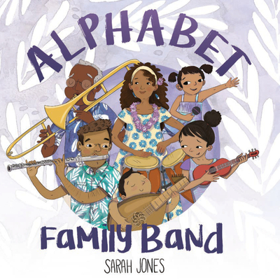 Cover for Alphabet Family Band (ROYGBaby)