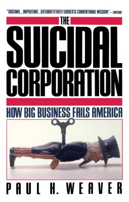 Suicidal Corporation Cover