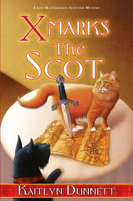 X Marks the Scot (Liss Maccrimmon Mystery #11) Cover Image