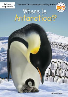 Where Is Antarctica? (Where Is?) Cover Image
