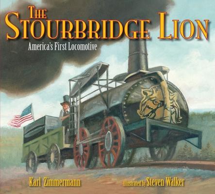 The Stourbridge Lion Cover