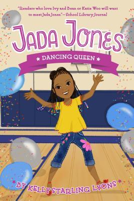 Dancing Queen #4 (Jada Jones #4) Cover Image