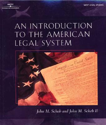 Introduction to the American Legal System Cover Image