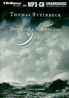 Down to a Soundless Sea: Stories Cover Image