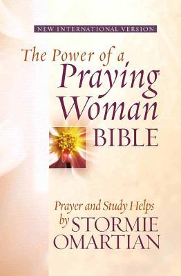 Power of a Praying Woman Bible-NIV: Prayer and Study Helps Cover Image